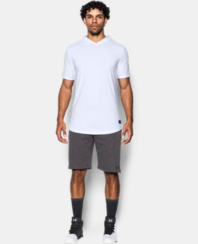 Men's UA Baseline T-Shirt Hooded T-Shirt  2 Colors $42.99