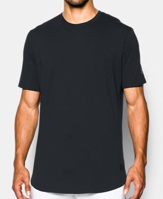 Men's UA Baseline Long Line T-Shirt