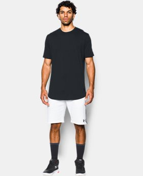 Men's UA Baseline Long Line T-Shirt  4 Colors $34.99
