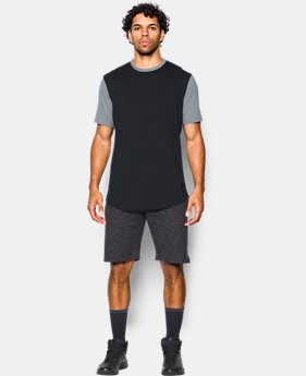 Men's UA Baseline Long Line T-Shirt  5 Colors $34.99