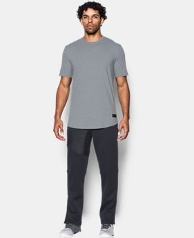Men's UA Baseline Long Line T-Shirt  1 Color $26.24