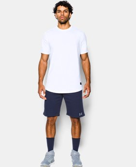 Men's UA Baseline Long Line T-Shirt  1 Color $34.99