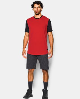 Men's UA Baseline Long Line T-Shirt  3 Colors $34.99