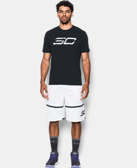 Men's SC30 Logo T-Shirt  5 Colors $34.99