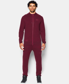Men's SC30 UA Threadborne™ Full Zip Hoodie  1 Color $184.99