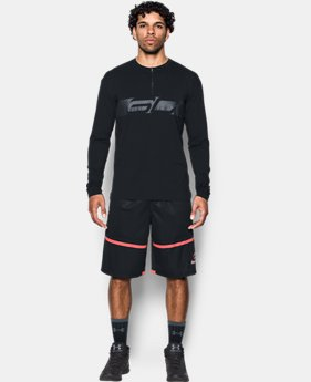 Men's SC30 ¼ Zip Crew  1 Color $49.99