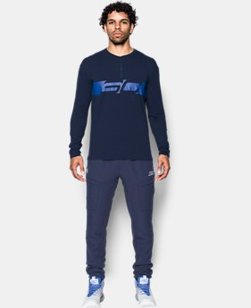 New to Outlet Men's SC30 ¼ Zip Crew  1  Color Available $37.49