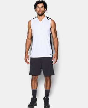 Men's UA Team Tank  3 Colors $34.99