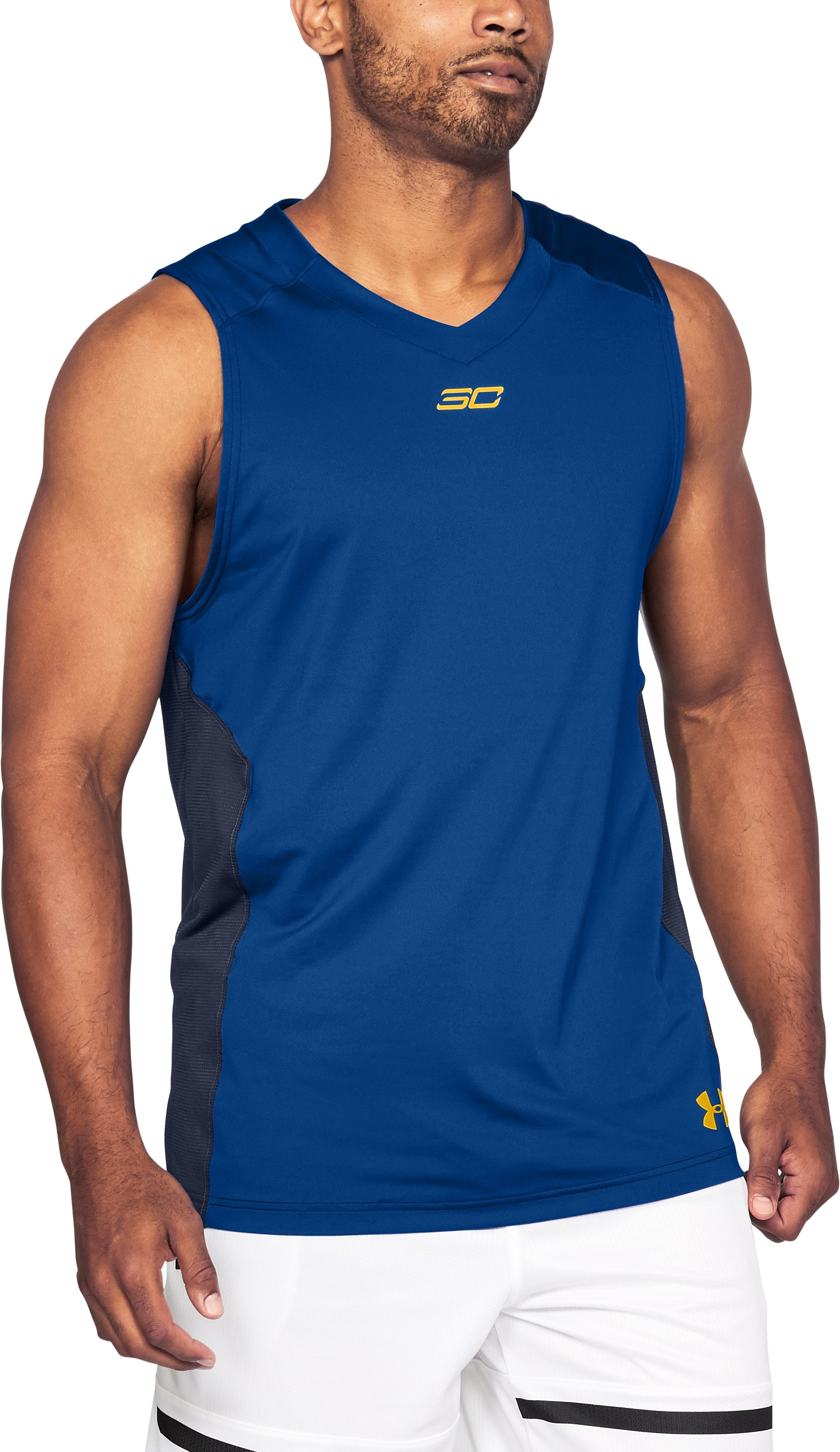 Men's SC30 Sleeveless, Royal