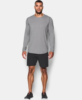 Men's UA Threadborne™ Long Sleeve  3 Colors $49.99