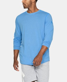 Men's UA Threadborne™ Long Sleeve  1 Color $39.99