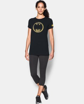Women's Under Armour® Alter Ego Retro Batman Graphic T-Shirt LIMITED TIME: FREE SHIPPING 1 Color $34.99