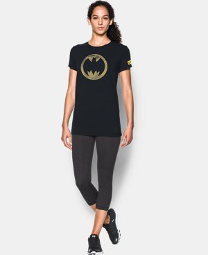 Women's Under Armour® Alter Ego Retro Batman Graphic T-Shirt LIMITED TIME: FREE SHIPPING 1 Color $29.99