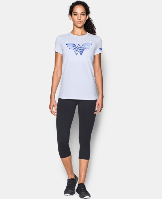Women's Under Armour® Alter Ego Retro Wonder Woman Warrior Princess Graphic T-Shirt  1 Color $26.99