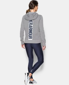 New to Outlet Women's UA Favorite Fleece Full Zip Hoodie  2 Colors $41.99