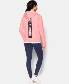Women's UA Favorite Fleece Full Zip Hoodie LIMITED TIME OFFER 7 Colors $39.99