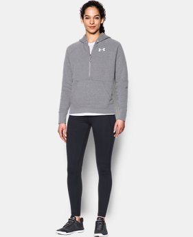 Women's UA Favorite Fleece ½ Zip Hoodie  3 Colors $69.99