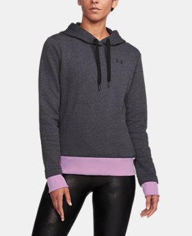 Women's UA Threadborne™ Fleece Hoodie  2 Colors $59.99