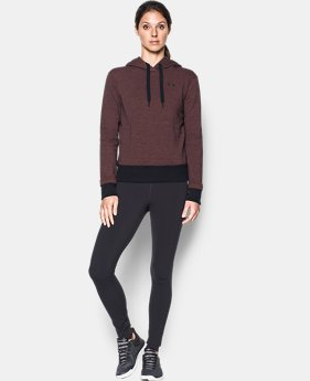 Women's UA Threadborne™ Fleece Hoodie  1 Color $59.99