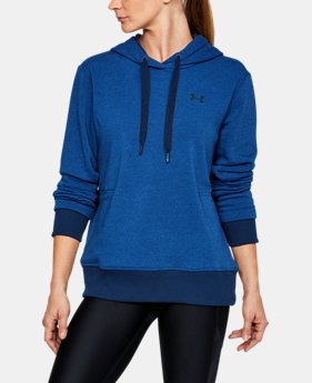 New to Outlet Women's UA Threadborne™ Fleece Hoodie LIMITED TIME OFFER 1 Color $41.99
