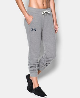 Women's UA Favorite Fleece Pant  3 Colors $49.99