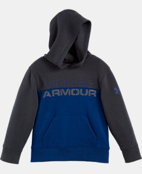 Boys' Infant UA Titan Level Hoodie LIMITED TIME: FREE U.S. SHIPPING  $35.99