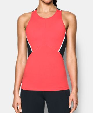 Women's UA Mirror Crossback Tank