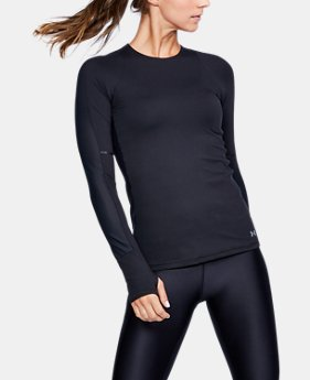 New Arrival  Women's UA Mirror Printed Long Sleeve Shirt  2 Colors $69.99
