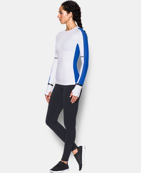 New Arrival Women's UA Mirror Printed Long Sleeve Shirt  1 Color $59.99