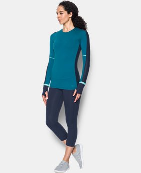 New Arrival Women's UA Mirror Printed Long Sleeve Shirt   $59.99