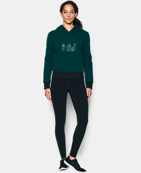 Women's UA Threadborne™ Fleece Graphic Hoodie  1 Color $59.99