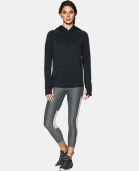 Women's UA Storm Armour® Fleece Icon Hoodie LIMITED TIME OFFER 1 Color $39.99