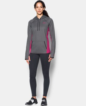 Women's UA Storm Armour® Fleece Icon Hoodie LIMITED TIME OFFER 2 Colors $39.99