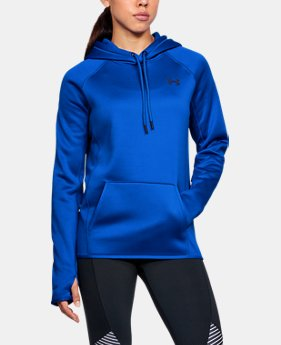 Women's UA Storm Armour® Fleece Icon Hoodie 40% OFF: CYBER WEEKEND ONLY 2 Colors $32.99