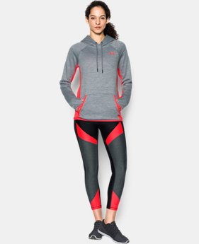 Women's UA Storm Armour® Fleece Hoodie 40% OFF: CYBER WEEKEND ONLY 3 Colors $41.99