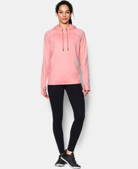 New to Outlet Women's UA Storm Armour® Fleece Hoodie LIMITED TIME OFFER 3 Colors $39.99