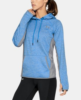 New to Outlet Women's UA Storm Armour® Fleece Hoodie LIMITED TIME OFFER 1 Color $39.99