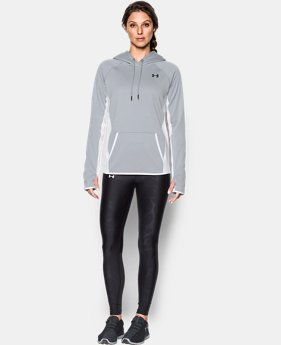 Women's UA Storm Armour® Fleece Twist Hoodie LIMITED TIME OFFER 3 Colors $50.99