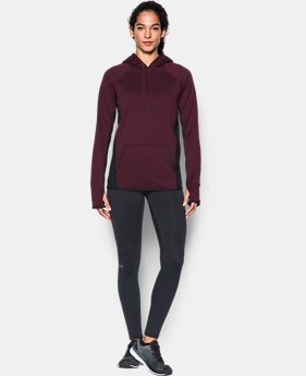 Women's  UA Storm Armour Fleece® Twist Hoodie  1 Color $41.99 to $52.49