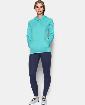 Women's UA Storm Armour® Fleece Twist Hoodie  1 Color $69.99