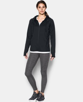 Women's UA Storm Armour® Fleece Full Zip Hoodie  1 Color $64.99