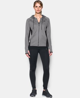 Women's UA Storm Armour® Fleece Full Zip Hoodie LIMITED TIME OFFER 1 Color $39.99