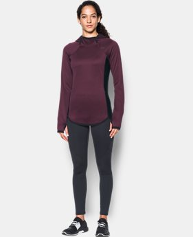 Women's UA ColdGear® Reactor Fleece Hoodie  1 Color $74.99