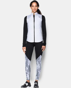New Arrival Women's ColdGear® Reactor Fleece Vest  1 Color $124.99