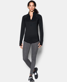 PRO PICK Women's UA ColdGear® Reactor Fleece ½ Zip  1 Color $69.99