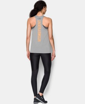 New Arrival  Women's UA Threadborne™ Train Graphic Tank  2 Colors $39.99