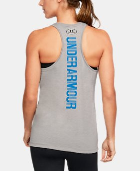 Women's UA Threadborne™ Train Graphic Tank  2 Colors $32.99
