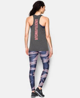 Women's UA Threadborne™ Train Graphic Tank  3 Colors $29.99