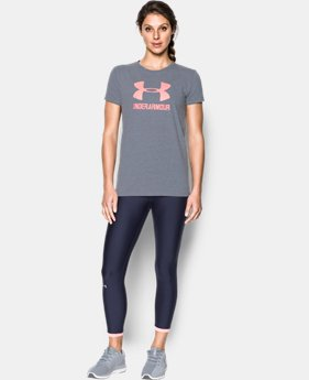 Women's UA Sportstyle Crew  2 Colors $14.99 to $17.49