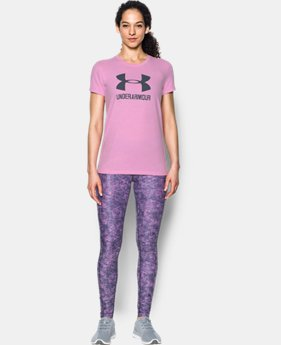 Women's UA Sportstyle Crew  10 Colors $18.74 to $24.99